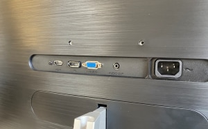 Philips 325E1C Gaming-Monitor Anschlussmöglichkeiten
